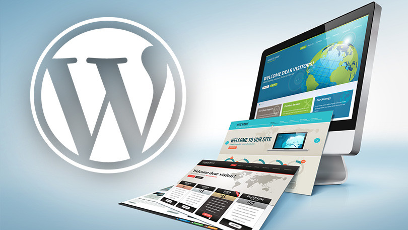 creer site internet wordpress